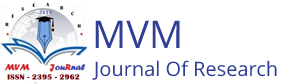MVM JOURNAL OF RESEARCH
